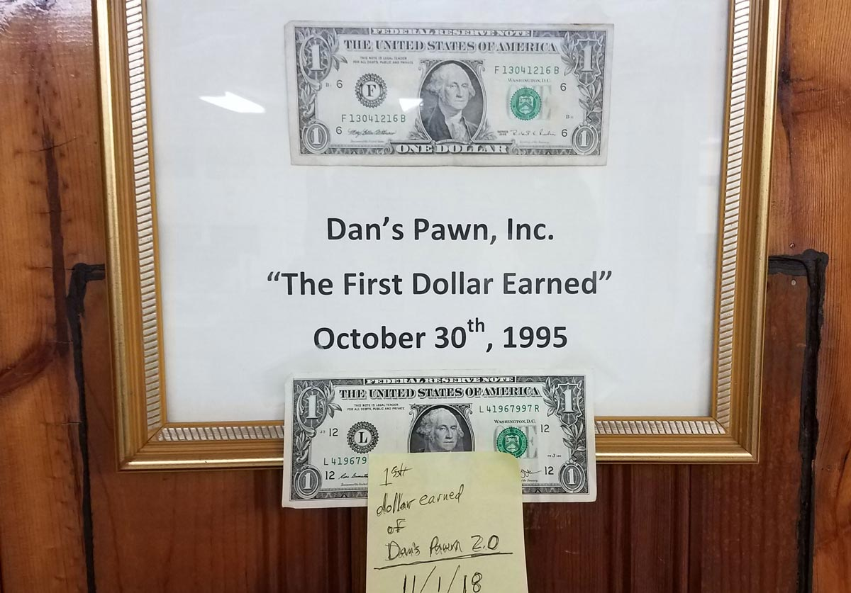 Dan's Pawn - Panama City Recovery Update